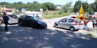 incidente Chiaravalle Centrale (CZ)