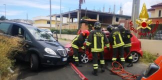 incidente stradale Crotone