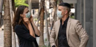 mascherine, comunicazione (fonte Donna Glamour)-min