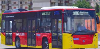 Amc, nuovi bus