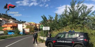 Cariati, Carabinieri Cosenza