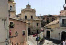 Chiesa di Maria SS. Achiropita centro storico Rossano