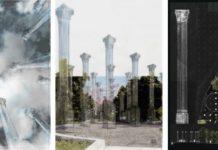 """""""Opera"""" progetto Installazione permanente Edoardo Tresoldi a Reggio Calabria"""