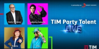 Rossella Esposito finalista Tim Party Talent