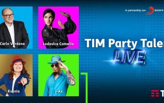 Rossella Esposito finalista Tim Party Talent