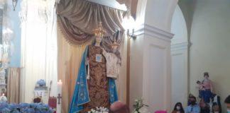 arcivescovo mons. Bertolone a Sersale