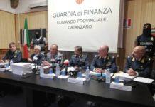 guardia di finanza conferenza stampa