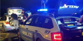 Polizia di stato, controlli