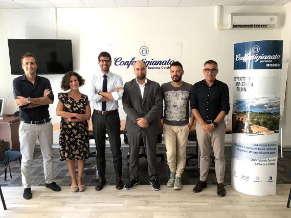 Turismo del Confartigianato Imprese CalabriaBarbalace - Lo Schiavo - Giuliano -Colaci - Sassi - Scarpino (1)