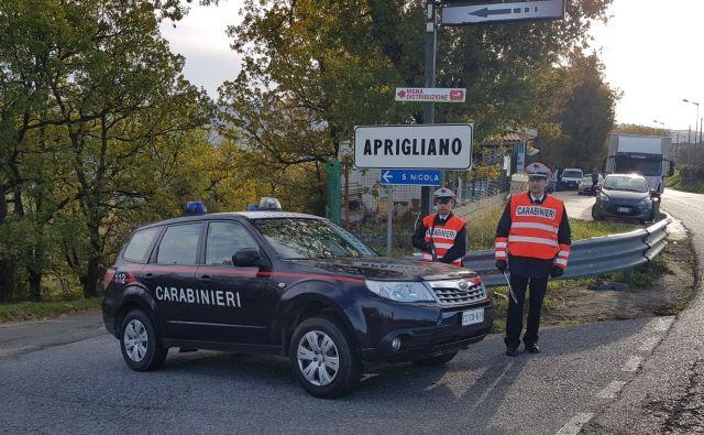 Carabinieri Aprigliano