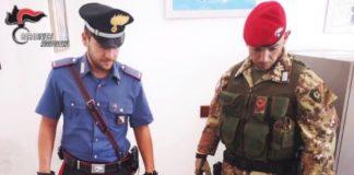 sequestro armi e esplosivo Carabinieri Reggio Calabria