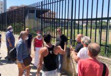 ELEZIONI COMUNALI Klaus Davi incontra i comitati di Sbarre