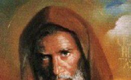 il santo Francesco da Paola