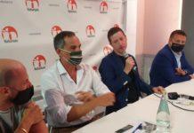Brand Identity (da sx Sirelli, Chirillo, Rossi e Caffo)