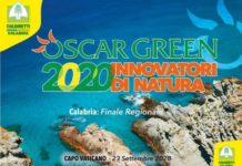 Coldiretti, Oscar Green 2020 Finale Regionale Calabria