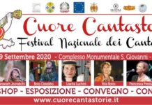 Cuore Cantastorie