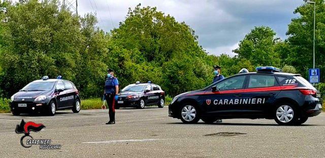 Facchineri, Carabinieri Reggio Calabria