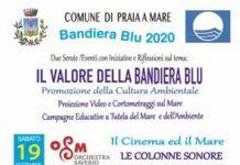 PRAIA MARE- BANDIERA BLU - TRA MUSICA ED AMBIENTE - 19 e 26 Settembre 2020
