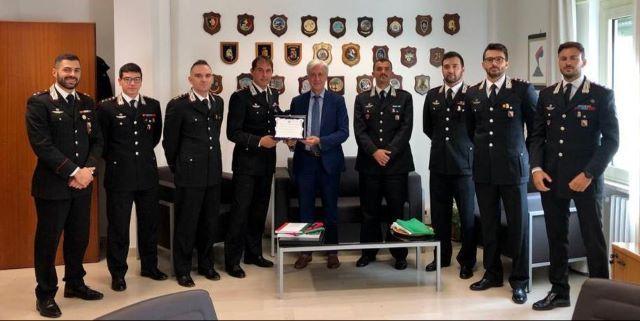 Questore Gargano, Carabinieri Vibo Valentia