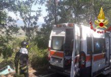 Incidente Chiaravalle, Vigili del Fuoco