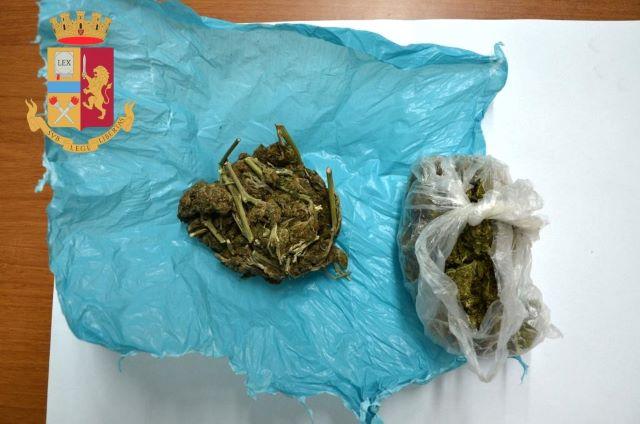 arresto per droga Polizia Reggio Calabria