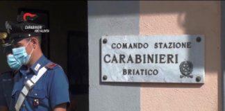 carabinieri Briatico