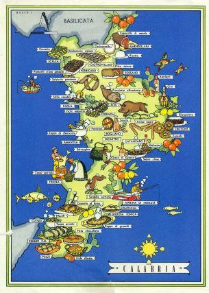 la Calabria del cibo