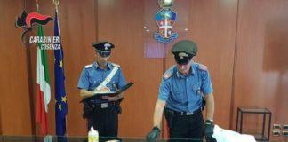 madre e figlio arrestati per droga, Carabinieri Cosenza