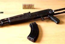 Ardore, arresto per armi, kalashnikov