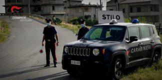 Arrestato trentenne di Placanica, Carabinieri Reggio Calabria
