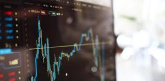 Borsa, grafico, Finanza
