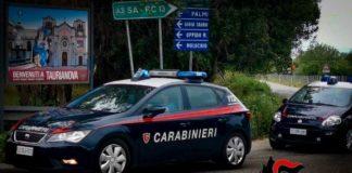 furti seriali, arresto Carabinieri Reggio Calabria