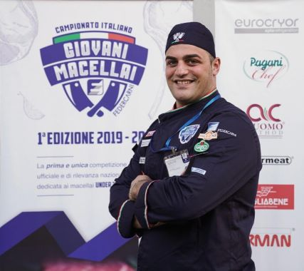 Emanuele Scalise da Scandale (KR)