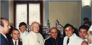 Giovanni Paolo II in Calabria 1984