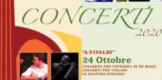 Orchestra Teatro Cilea Reggio Calabria, Concerti - Stagione 2020