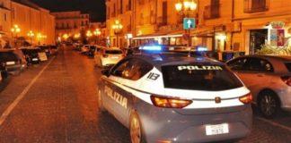 Rapina Supermercato, Polizia Lamezia Terme