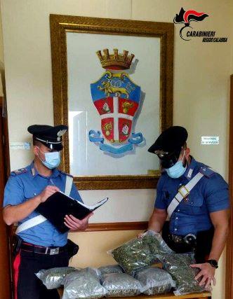 Rosarno, tre arresti, Carabinieri Reggio Calabria