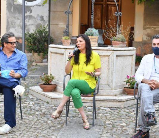 'Calabria Terra Mia', corto. Muccino Santelli Bova