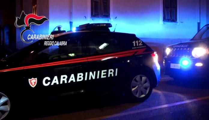 Scido, Carabinieri Reggio Calabria