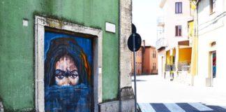 Sersale, Pas, Porte d'Artista 2020