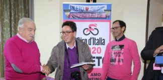 Soveria Mannelli, Giro d'Italia, Bulzomì Abbruzzese Cassani