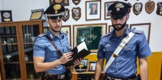 Spaccio stupefacenti, Carabinieri Catanzaro