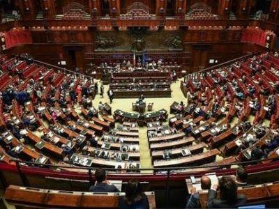Camera dei Deputati omaggia il presidente Santelli