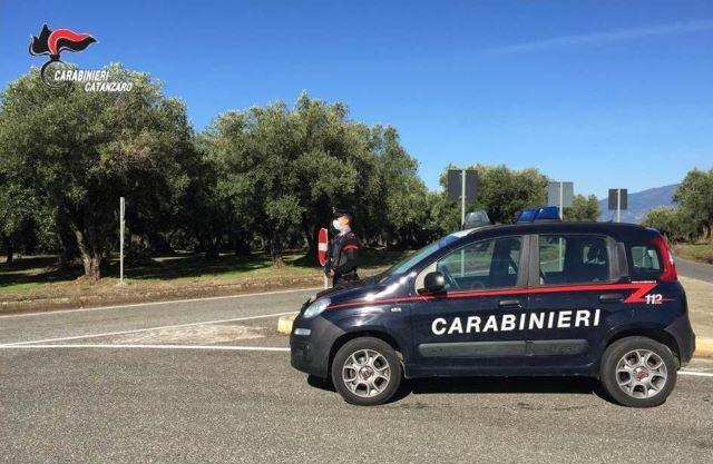 carabinieri Catanzaro