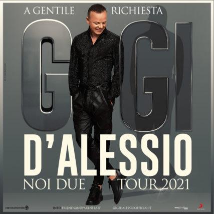 D'Alessio tour 2021