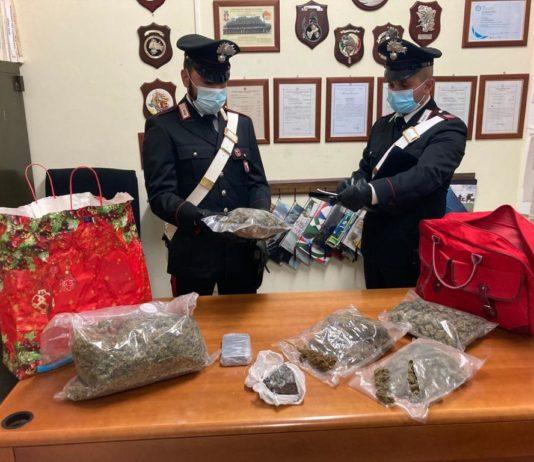 droga, Carabinieri Reggio Calabria