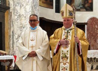 nuovo presbitero Don Sandrino Gaudio
