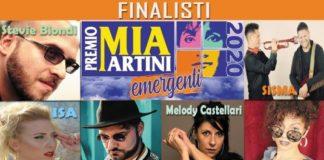 premio mia martini 2020 emergenti - finalisti