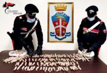 materiale esplosivo Polistena, Carabinieri Reggio Calabria