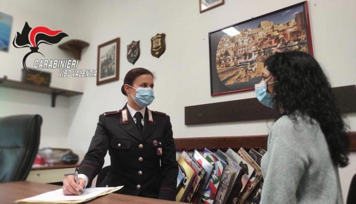 Carabinieri Vibo, violenza sulle donne